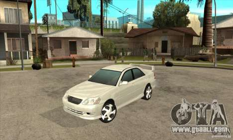 Toyota Mark 2 Grenade for GTA San Andreas