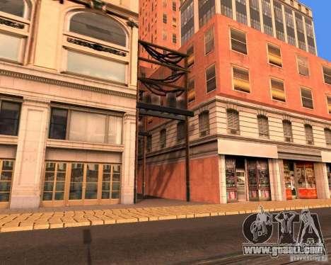 Real World ENBSeries v4.0 for GTA San Andreas fifth screenshot
