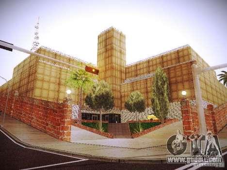 The new hospital of Los Santos for GTA San Andreas