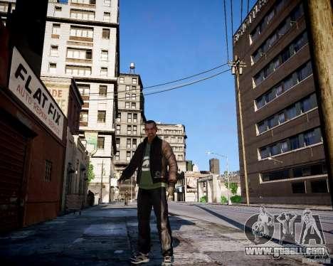 Bad Niko for GTA 4 tenth screenshot