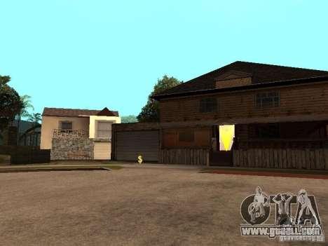 Grand Street for GTA San Andreas third screenshot
