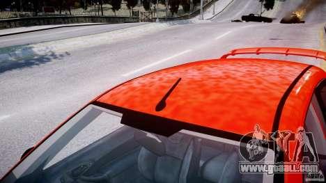 Ford Focus SVT WRC Street for GTA 4 interior