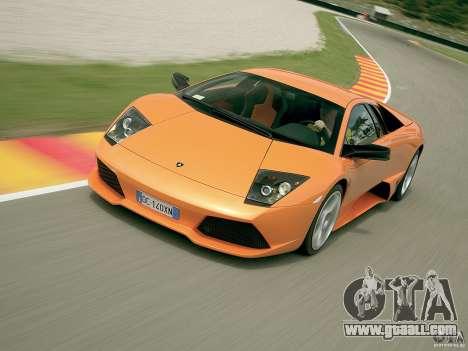 Lamborghini Loadscreens for GTA San Andreas