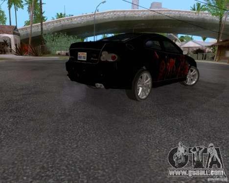 Vauxhall Monaco VX-R for GTA San Andreas side view