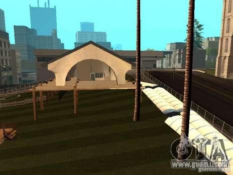 Villa in San Fierro for GTA San Andreas second screenshot