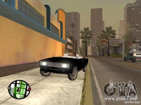 Vaz 2105 Gig v1.3 for GTA San Andreas