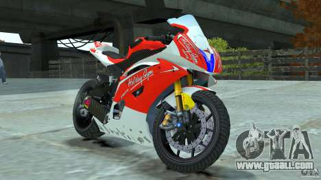 Yamaha YZF R6 for GTA 4