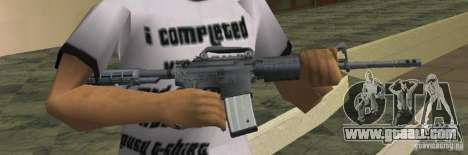 Max Payne 2 Weapons Pack v1 for GTA Vice City second screenshot