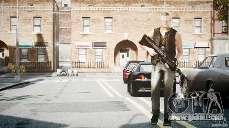 Merle Dixon for GTA 4 second screenshot
