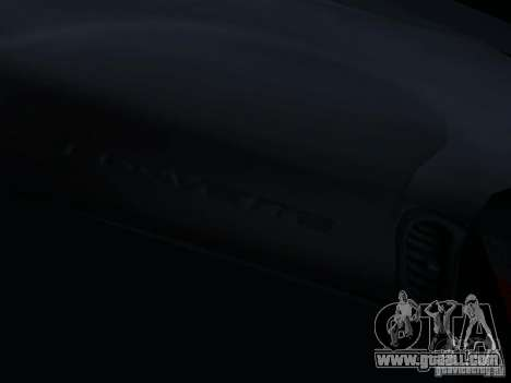 Chevrolet Corvette Stingray for GTA San Andreas side view