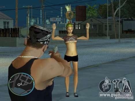 Camera of GTA IV 1.0 for GTA San Andreas forth screenshot