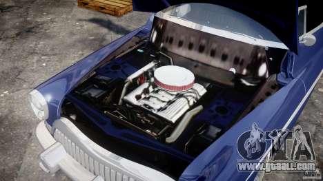 Buick Skylark Convertible 1953 v1.0 for GTA 4 inner view