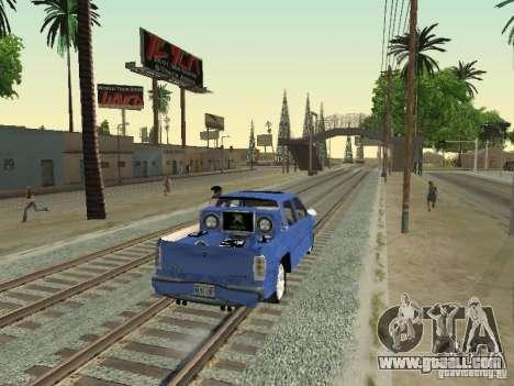 Ballas 4 Life for GTA San Andreas sixth screenshot