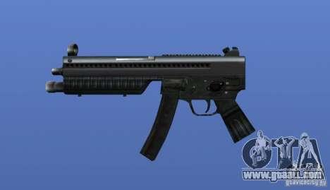 Heckler & Koch MP5 for GTA 4 third screenshot
