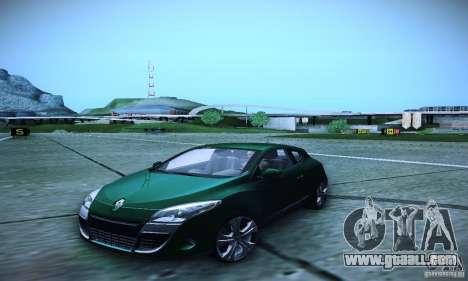 Renault Megane Coupe for GTA San Andreas