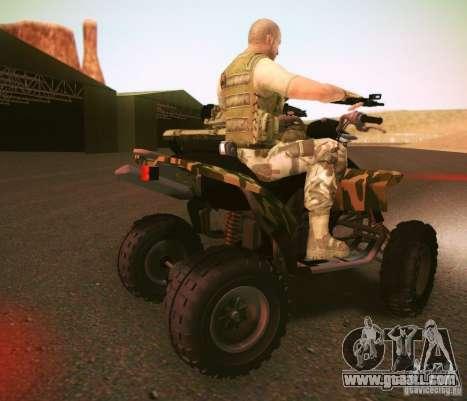 ATV 50 for GTA San Andreas