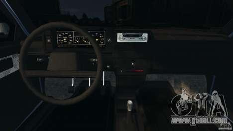 Vaz-2108 Sputnik for GTA 4 back view