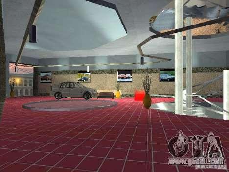 Auto VAZ for GTA San Andreas forth screenshot