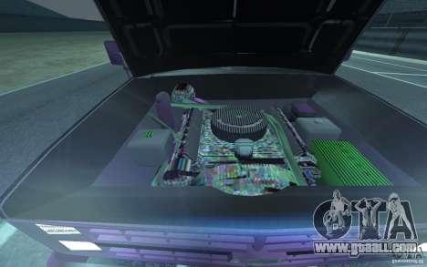 Chevrolet Silverado for GTA 4 right view