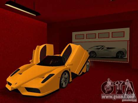 New Ferrari Showroom in San Fierro for GTA San Andreas eleventh screenshot