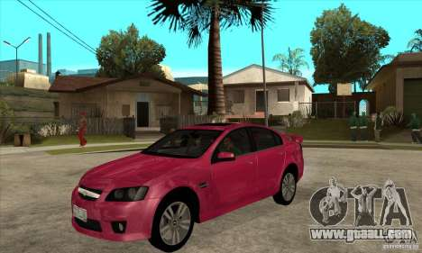 Chevrolet Lumina SS for GTA San Andreas