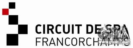 SPA Francorchamps [Beta] for GTA 4