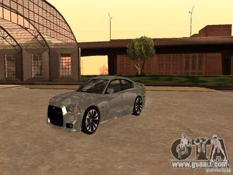 Dodge Charger SRT8 2011 V1.0 for GTA San Andreas