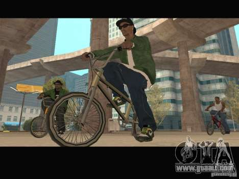 Family Skins Pack for GTA San Andreas second screenshot
