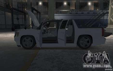 Chevrolet Avalanche v1.0 for GTA 4 upper view
