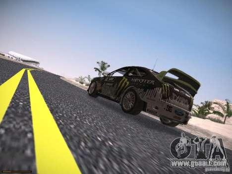 LiberrtySun Graphics ENB v3.0 for GTA San Andreas sixth screenshot
