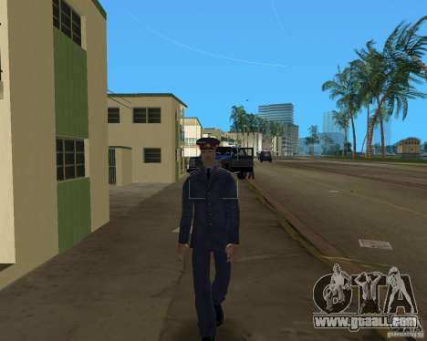 Russian COP for GTA Vice City