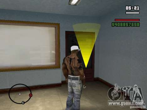 New Tattoos for GTA San Andreas fifth screenshot