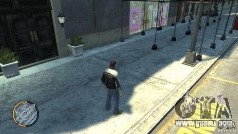 CG4 Radar Map for GTA 4 third screenshot