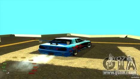 Pack vinyl for Elegy for GTA San Andreas seventh screenshot