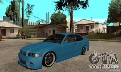 BMW M3 HAMMAN for GTA San Andreas
