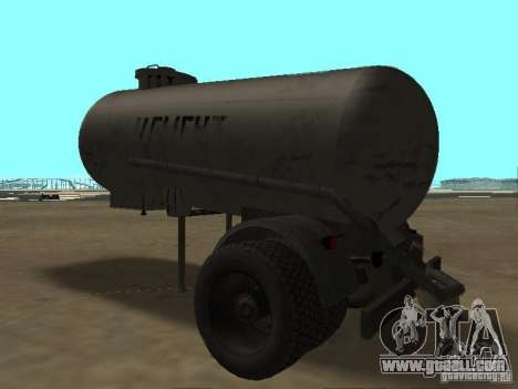 TTC 26 for GTA San Andreas left view