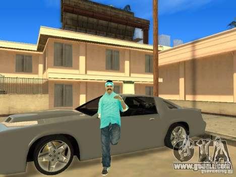 Skinpack Rifa Gang for GTA San Andreas second screenshot