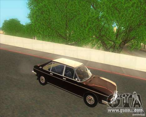 Tatra 613-2 for GTA San Andreas left view