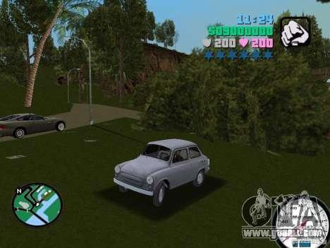 ZAZ 965 for GTA Vice City