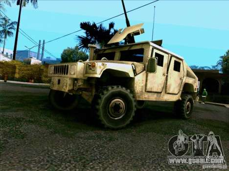 Hummer H1 Irak for GTA San Andreas