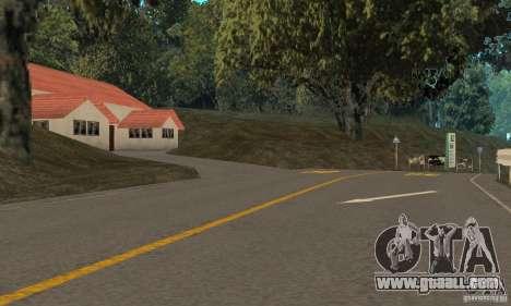 Welcome to AKINA Beta3 for GTA San Andreas fifth screenshot