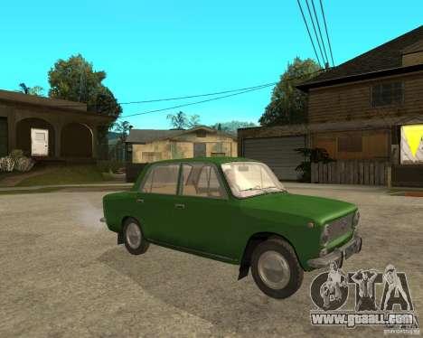 "VAZ 2101 ' Kopeika "" for GTA San Andreas"