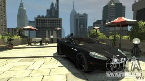 Aston Martin DBS v1.1 tinted for GTA 4
