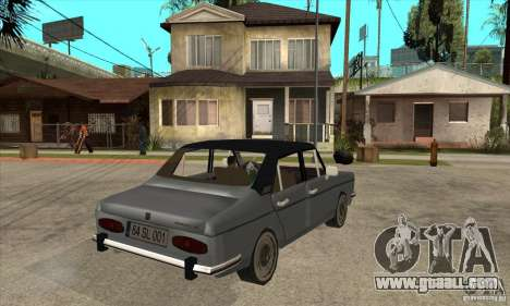Anadol A1 SL 1975 for GTA San Andreas right view
