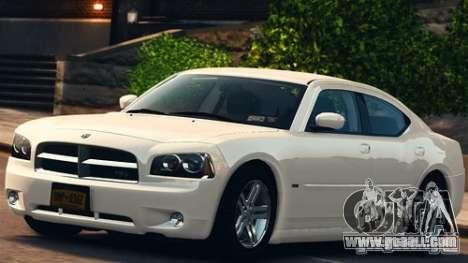 Dodge Charger RT 2007 v.2.0 for GTA 4