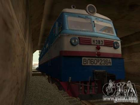 Vl60k 2364 for GTA San Andreas