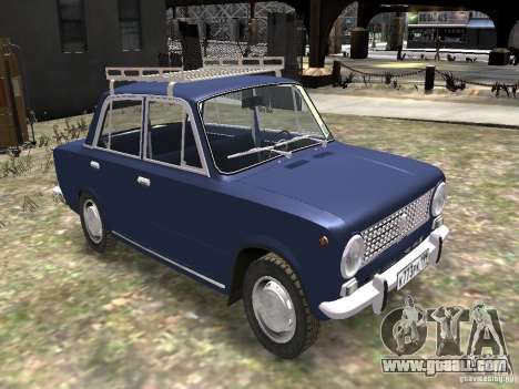 VAZ 2101 for GTA 4 right view