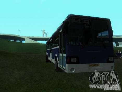 LIAZ 5256-26 for GTA San Andreas