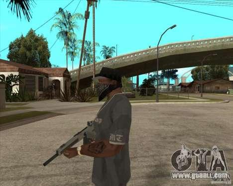 Atchisson assault shotgun (AA-12) for GTA San Andreas second screenshot