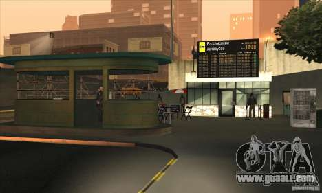 BUSmod for GTA San Andreas sixth screenshot